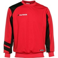 Patrick Victory Sweater - Rood / Zwart