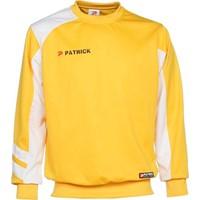 Patrick Victory Sweater Kinderen - Geel / Wit