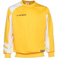 Patrick Victory Sweater - Geel / Wit