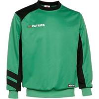 Patrick Victory Sweater Kinderen - Groen / Zwart