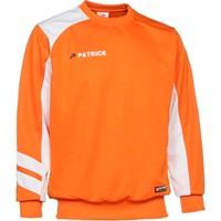 Patrick Victory Sweater - Oranje / Wit