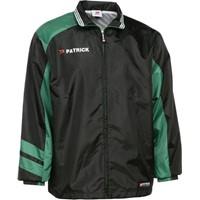 Patrick Victory Regenjas - Zwart / Groen