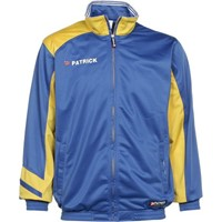 Patrick Victory Trainingsvest Polyester - Royal / Geel