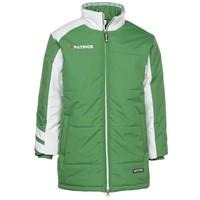 Patrick Victory Coach Jacket Kinderen - Groen / Wit