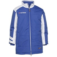 Patrick Victory Coach Jacket - Royal / Wit