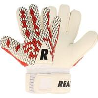 Real Fun Red Keepershandschoenen - Wit / Rood / Zwart