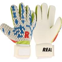 Real Fun Blue Keepershandschoenen Kinderen - Wit / Blauw / Groen / Rood