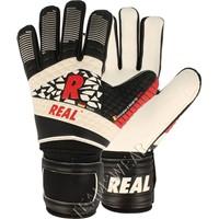 Real Active Keepershandschoenen - Wit / Zwart / Rood