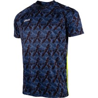 Reece Varsity Limited Shirt Kinderen - Zwart / Blauw