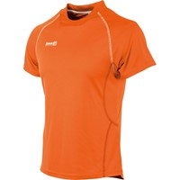 Reece Core Shirt Kinderen - Oranje