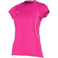 Reece Core Shirt Dames - Roze