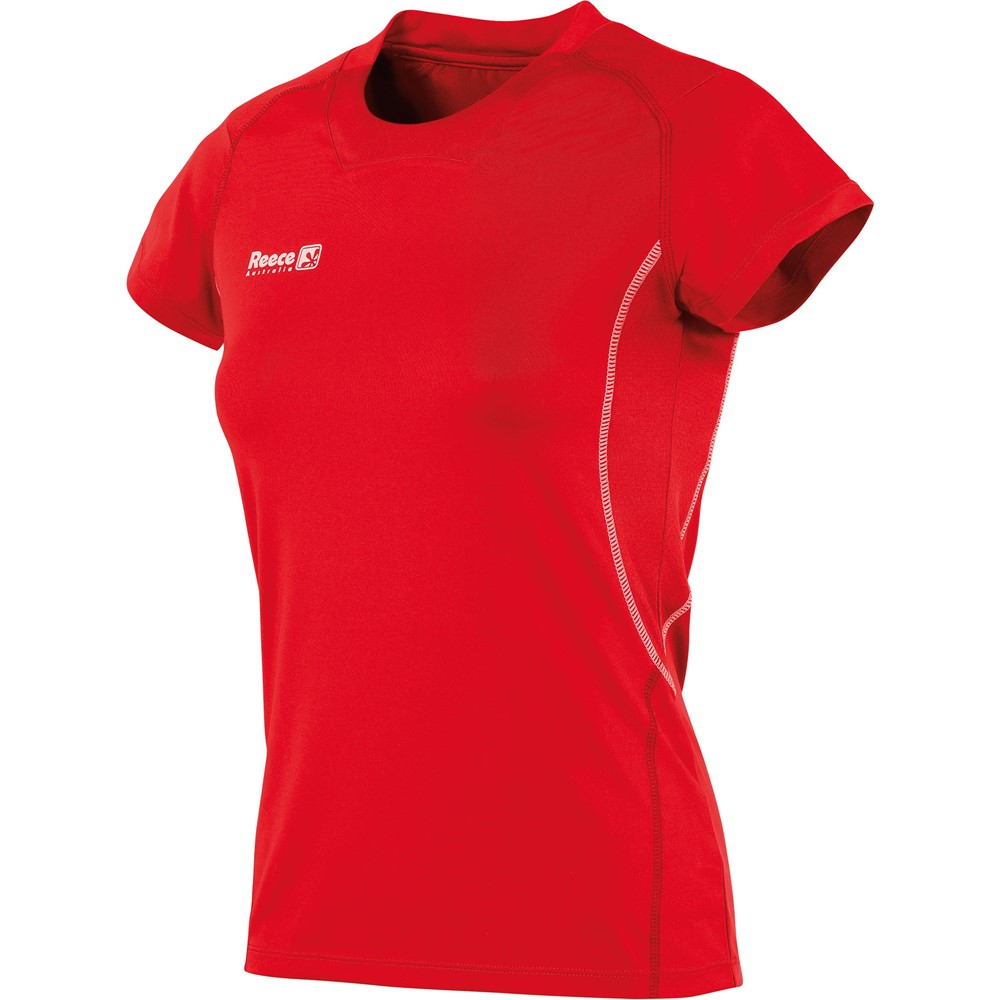 Picture of Reece Core Shirt Dames - Rood