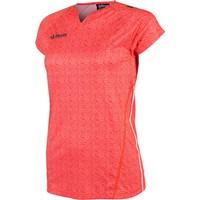 Reece Varsity Limited Shirt Dames - Koraal / Roze