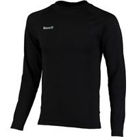 Reece Shirt Lange Mouw - Zwart