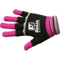 Reece 2 In 1 Spelershandschoenen - Zwart / Roze