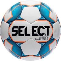 Select Futsal Talento 13 Voetbal Kinderen - Wit / Blauw / Oranje