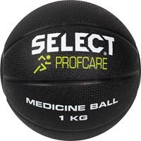 Select 1 Kg Medicijnbal - Zwart
