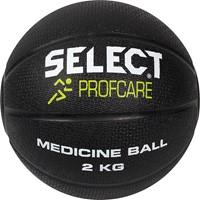 Select 2 Kg Medicijnbal - Zwart