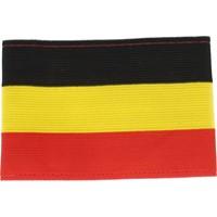 Select Omkeerbare Aanvoerdersband - Zwart / Geel / Rood