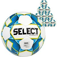 Select Numero 10 (10X) Ballenpakket - Wit