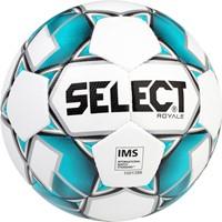 Select Royale Wedstrijdbal - Wit / Lichtblauw