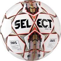 Select Pro Tb Wedstrijdbal - Wit / Goud / Rood