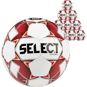 Picture of Select Vitura 50x Ballenpakket - Rood / Wit