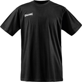 Picture of Spalding Promo T-shirt Kinderen - Black