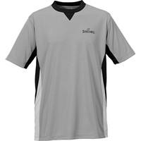 Spalding Classic Scheidsrechtersshirt - Grey / Royal