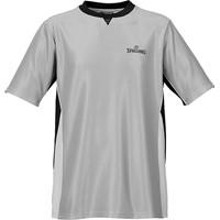 Spalding Pro Scheidsrechtersshirt - Grijs / Zwart