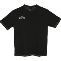 Spalding Team II T-shirt - Zwart