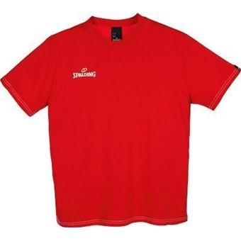 Picture of Spalding Team II T-shirt Kinderen - Rood