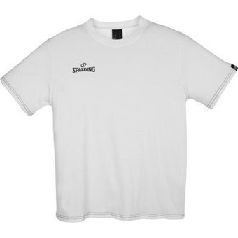 Picture of Spalding Team II T-shirt - Wit