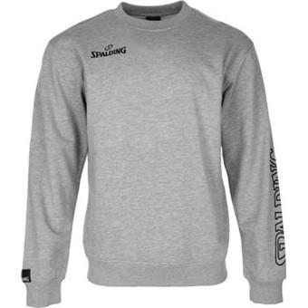 Picture of Spalding Team II Sweater Kinderen - Grijs Gemeleerd