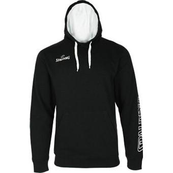 Picture of Spalding Team II Sweater Met Kap Kinderen - Zwart
