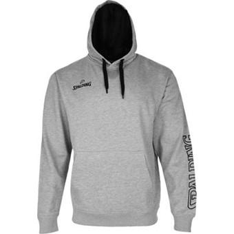 Picture of Spalding Team II Sweater Met Kap Kinderen - Grijs Gemeleerd