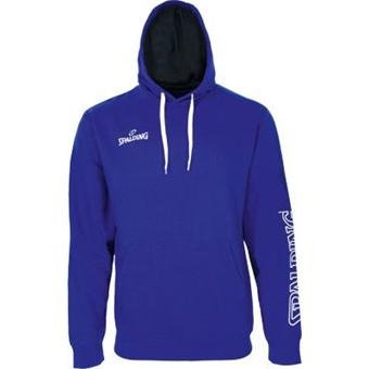 Picture of Spalding Team II Sweater Met Kap - Royal