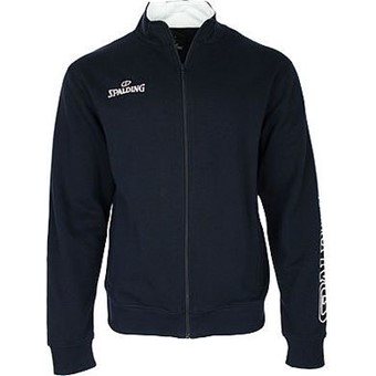 Picture of Spalding Team II Zipper Jacket Kinderen - Marine
