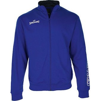 Picture of Spalding Team II Zipper Jacket - Royal