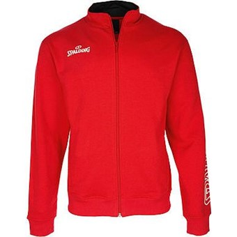 Picture of Spalding Team II Zipper Jacket - Rood
