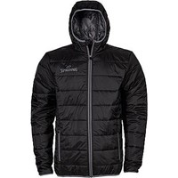 Spalding Padded Jacket - Zwart