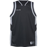 Spalding All Star Basketbalshirt - Antraciet / Zilver