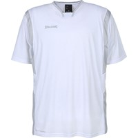 Spalding All Star Shooting Shirt - Wit / Zilver