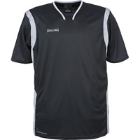 Spalding All Star Shooting Shirt - Antraciet / Zilver
