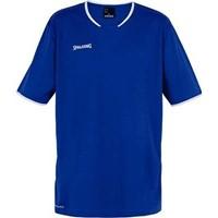 Spalding Move Shooting Shirt - Royal / Wit