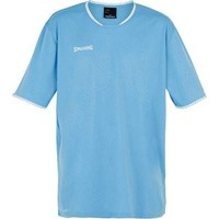 Spalding Move Shooting Shirt - Hemelsblauw / Wit