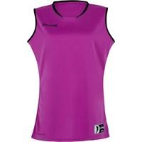 Spalding Move Basketbalshirt Dames - Paars / Zwart