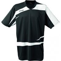 Spalding Logo 2.0 Shooting Shirt - Zwart / Wit