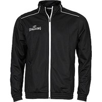Spalding Team Warm Up Classic Jacket Kinderen - Zwart