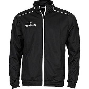 Picture of Spalding Team Warm Up Classic Jacket - Zwart